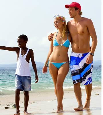 In Bocas del Toro bent u in staat om een ??enorme hoeveelheid van stranden te vinden
