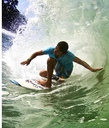 Surfen in Bocas del Toro
